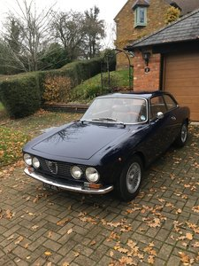 1973 Alfa Romeo 2000GTV  lhd For Sale