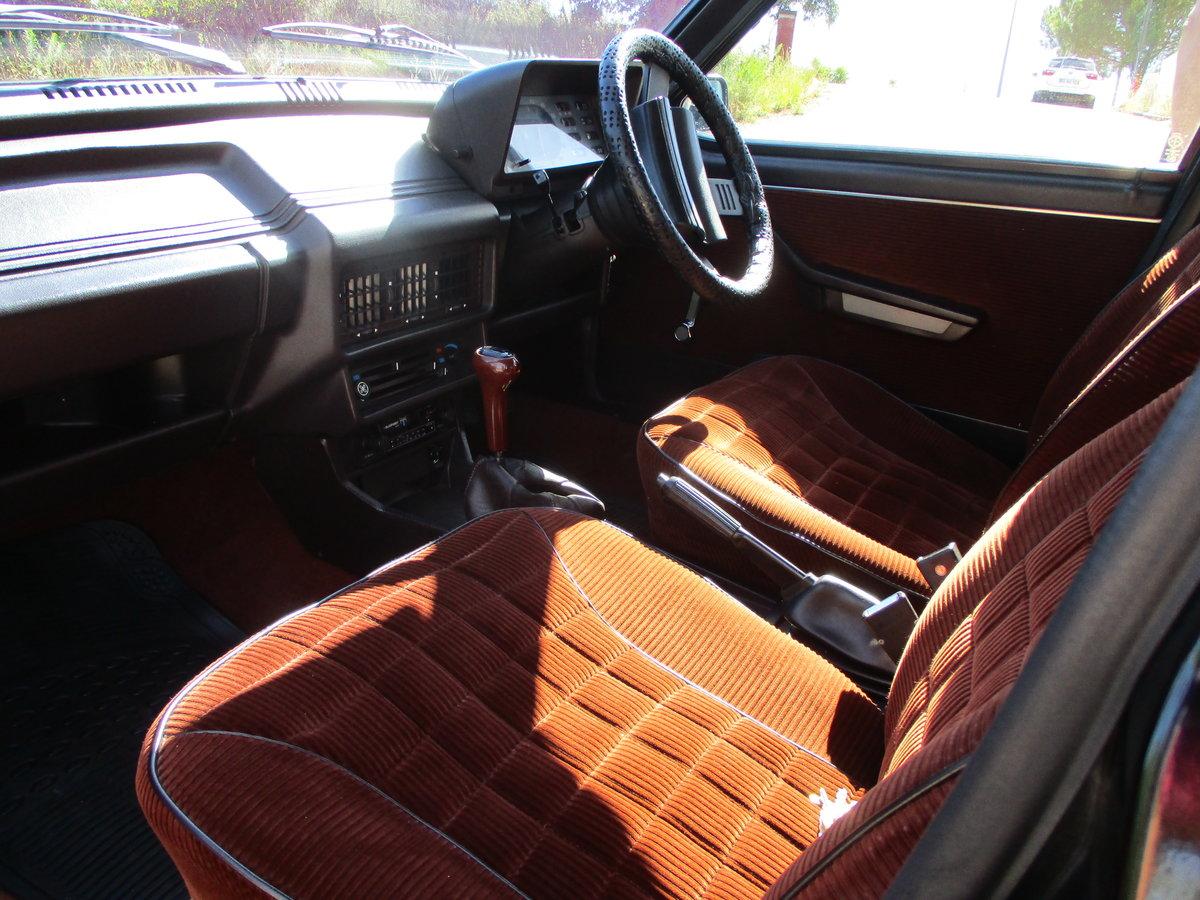 1981 Alfa Romeo Giulietta 1.8 RHD 4 door For Sale (picture 4 of 6)