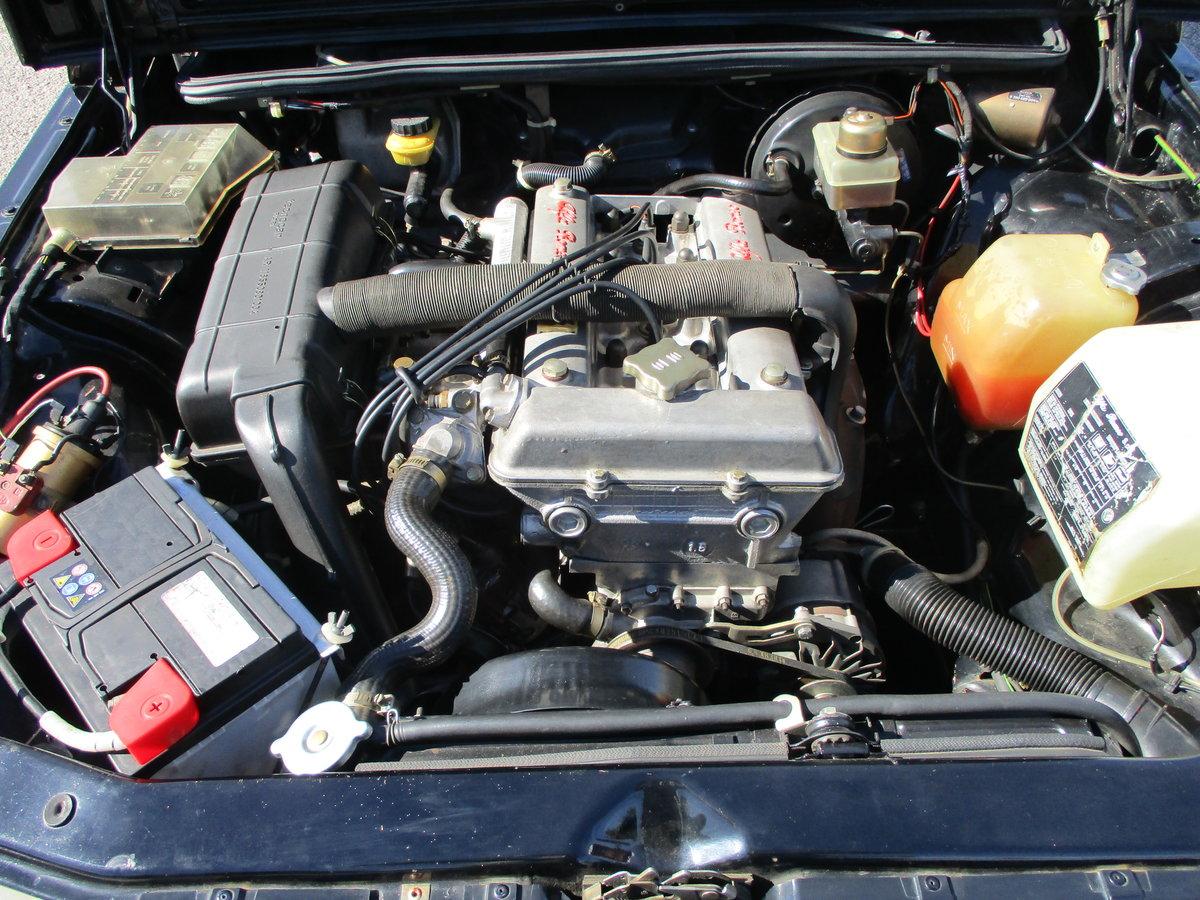 1981 Alfa Romeo Giulietta 1.8 RHD 4 door For Sale (picture 5 of 6)