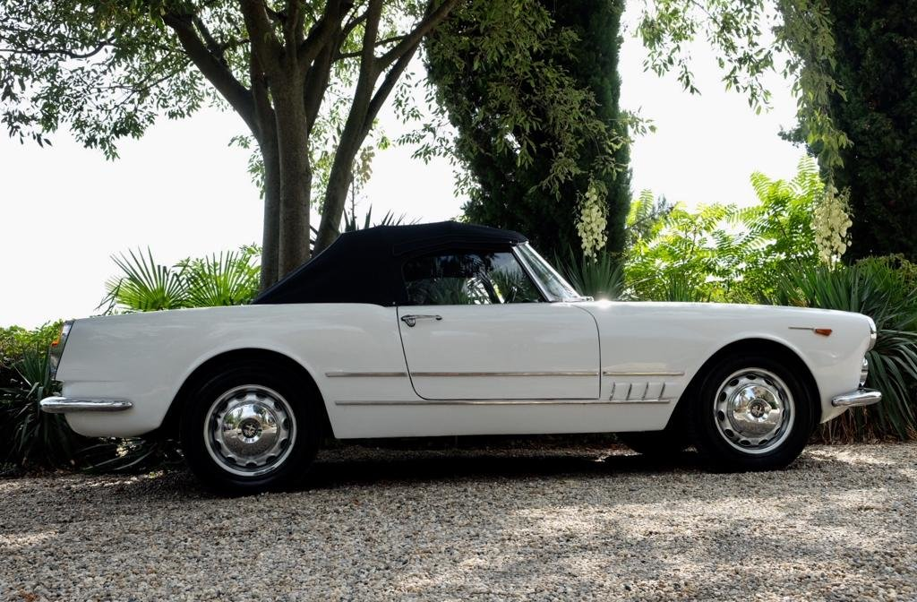 1960 Alfa Romeo 2000 Spider Touring  For Sale (picture 6 of 6)
