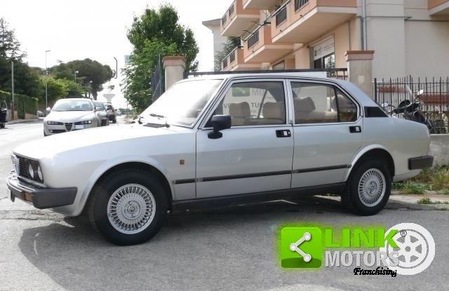 1983 Alfa Romeo Alfetta 2.0i Quadrifoglio ORO For Sale (picture 2 of 6)
