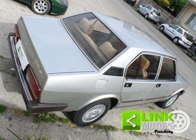 1983 Alfa Romeo Alfetta 2.0i Quadrifoglio ORO For Sale (picture 6 of 6)