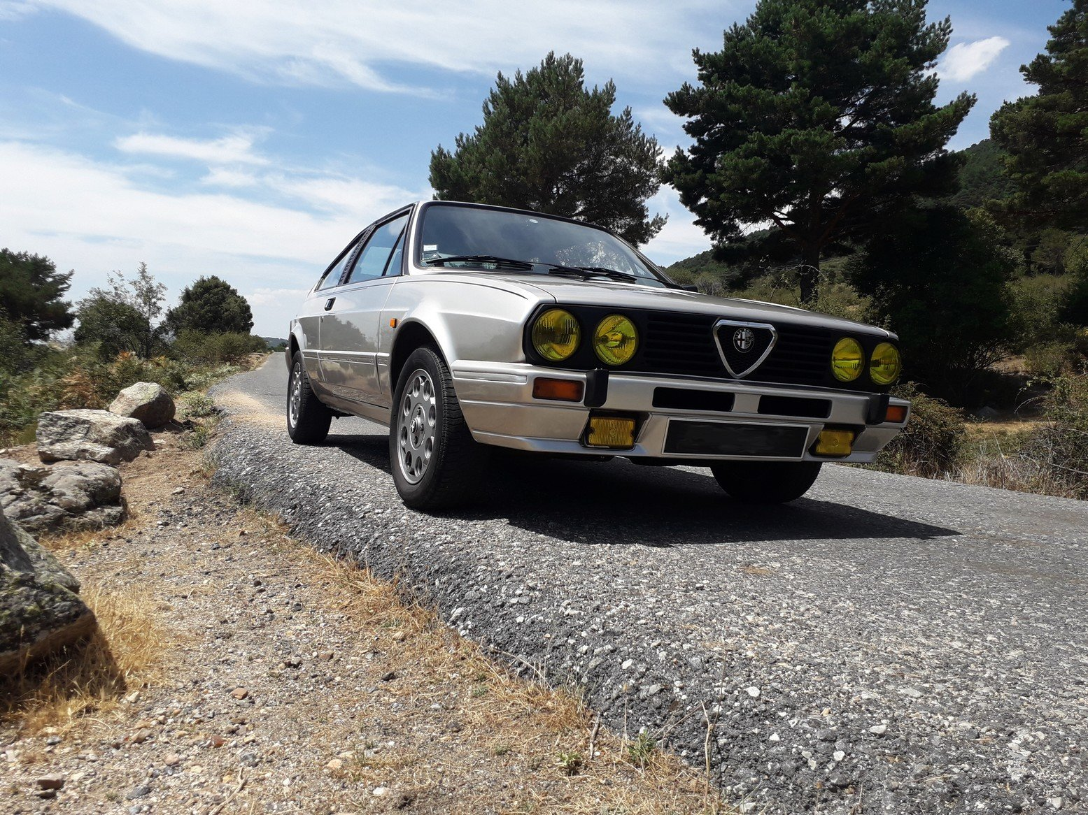 1987 SPRINT GRAND PRIX Limited edition Rare 1 owner  For Sale (picture 1 of 6)