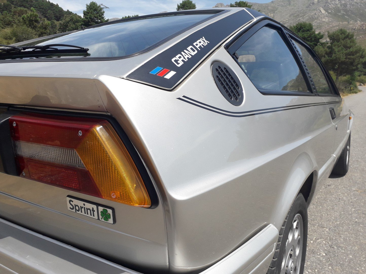 1987 SPRINT GRAND PRIX Limited edition Rare 1 owner  For Sale (picture 2 of 6)