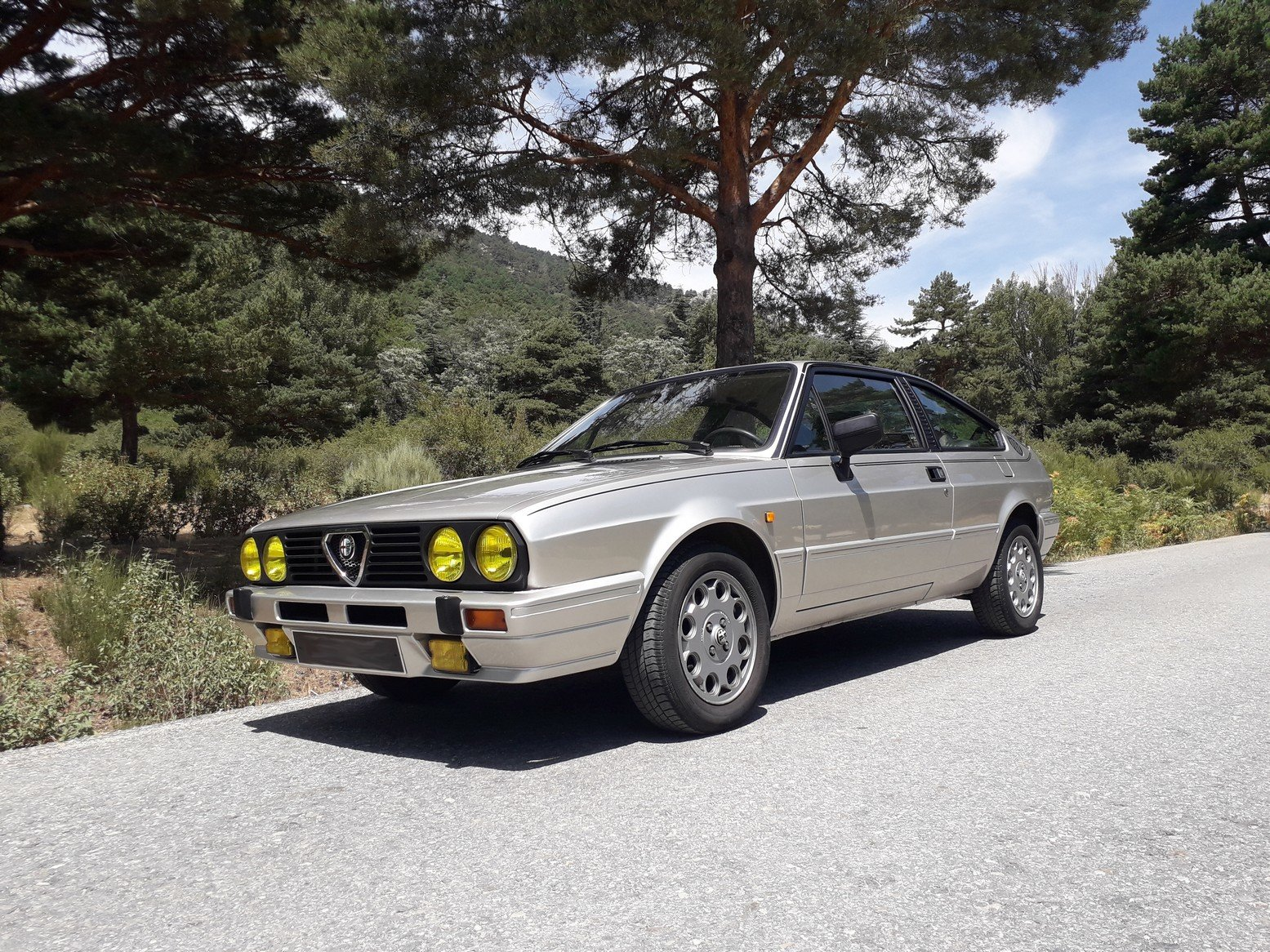 1987 SPRINT GRAND PRIX Limited edition Rare 1 owner  For Sale (picture 3 of 6)