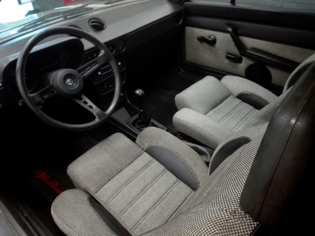 1987 SPRINT GRAND PRIX Limited edition Rare 1 owner  For Sale (picture 4 of 6)