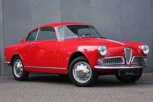 1958 Alfa Romeo Giulietta Sprint Series II LHD For Sale