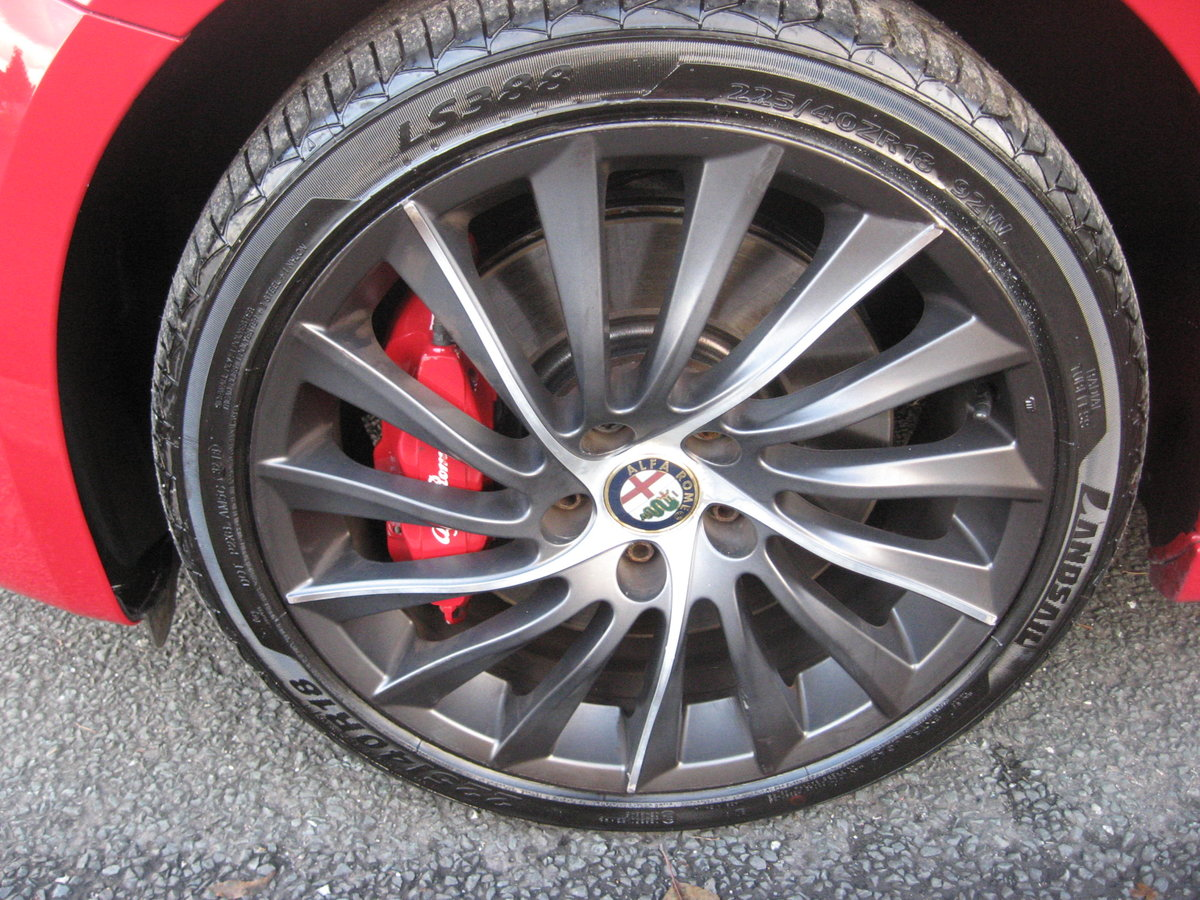 2014 14-reg Alfa Romeo Giulietta 1.4 TB MultiAir 170bhp Spor For Sale (picture 4 of 6)