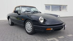 1991 Alfa Romeo Spider Top condition