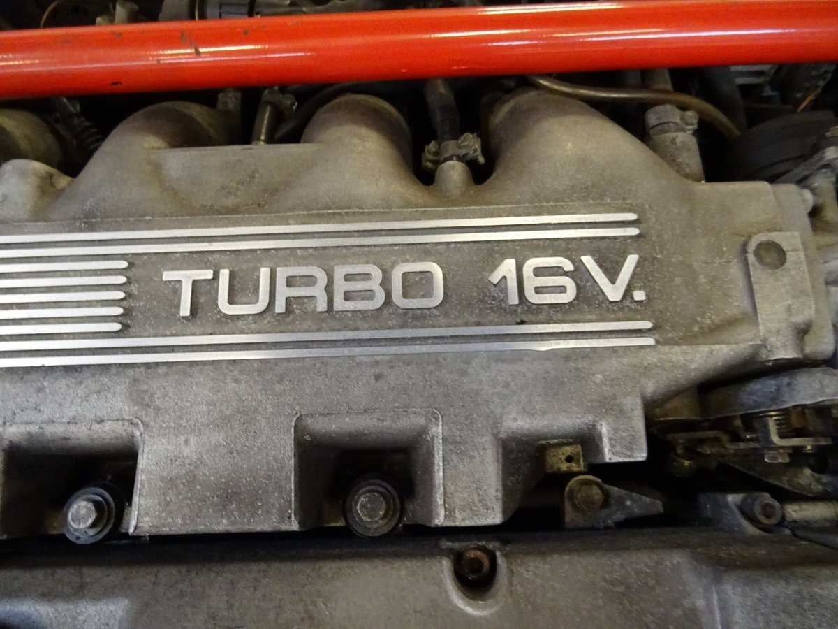 1996 Alfa Romeo 155 Q4 Turbo, four-wheel drive For Sale (picture 6 of 6)