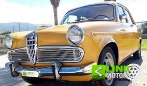 ALFA ROMEO GIULIETTA 1300 T.I. (1961) For Sale