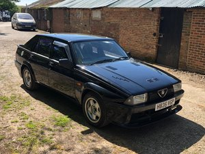 1990 Alfa Romeo 75 3.0 v6 cloverleaf For Sale