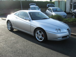 2004 54-regAlfa Romeo GTV 2.0JTS Lusso  For Sale