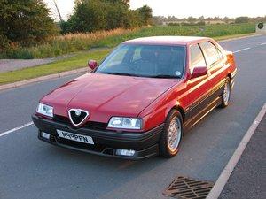 1996 Alfa Romeo 164 24v Cloverleaf