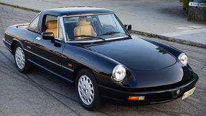 1993 Alfa-Romeo Spider 2l MK4