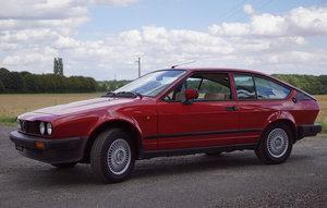 1982 Alfa-Romeo GTV coupé For Sale