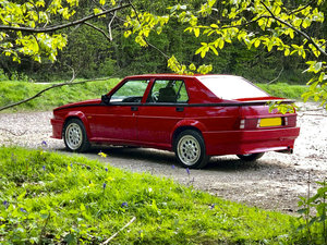 1991 Alfa Romeo 75 3.0L V6 Cloverleaf For Sale