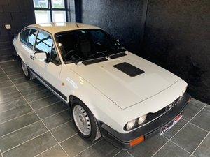 1983 Alfa GTV6 2.5 For Sale