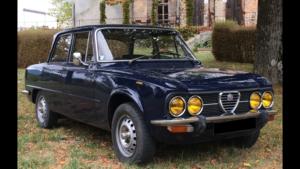 1976 - Alfa Romeo Giulia Nuova Super 1300