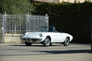1968 – Alfa Romeo Spider 1300 Junior
