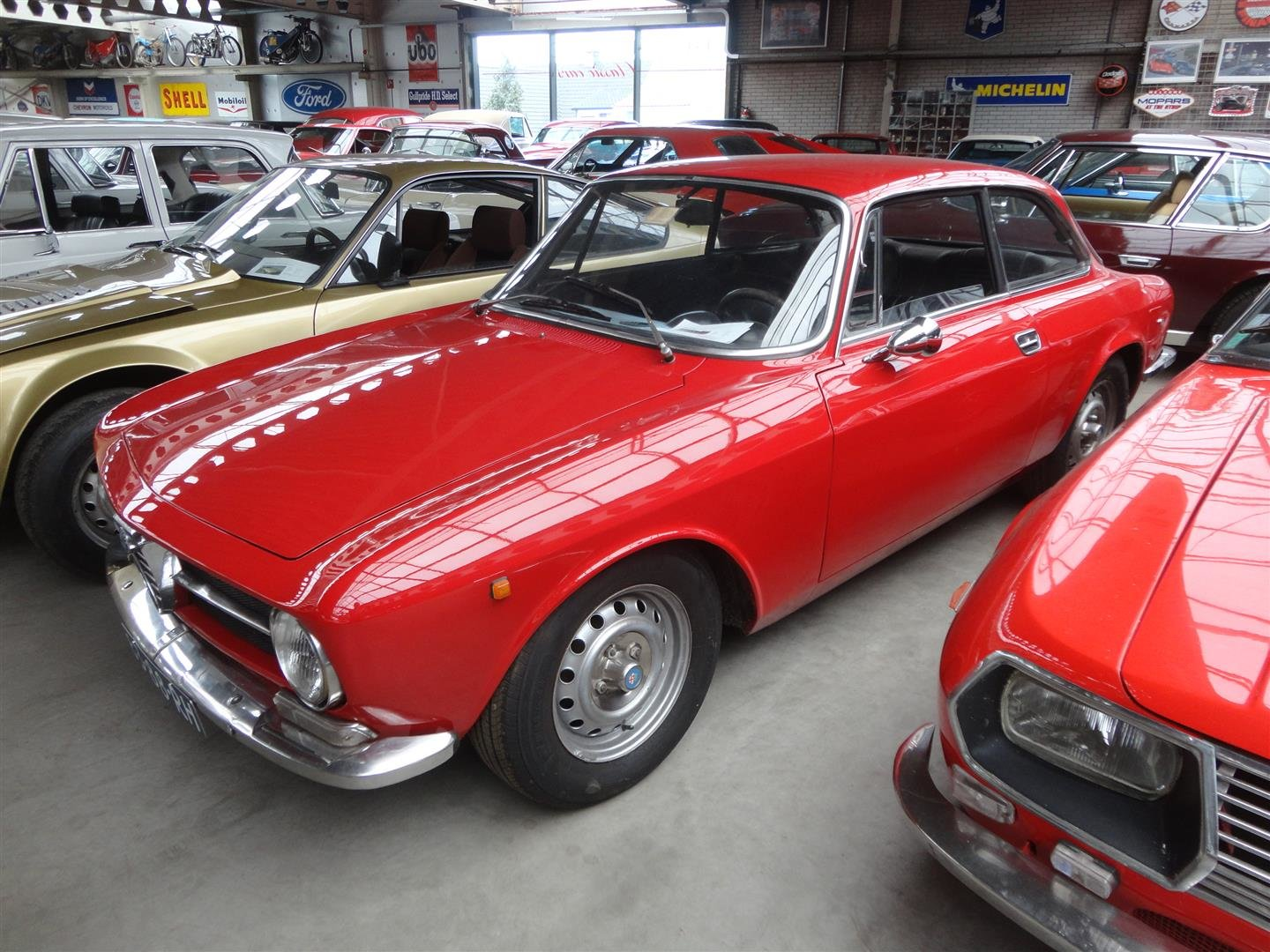 1971 Alfa Romeo 1300 GT jr. For Sale (picture 1 of 6)