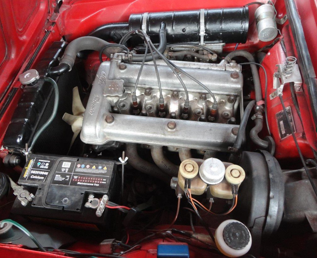 1971 Alfa Romeo 1300 GT jr. For Sale (picture 3 of 6)