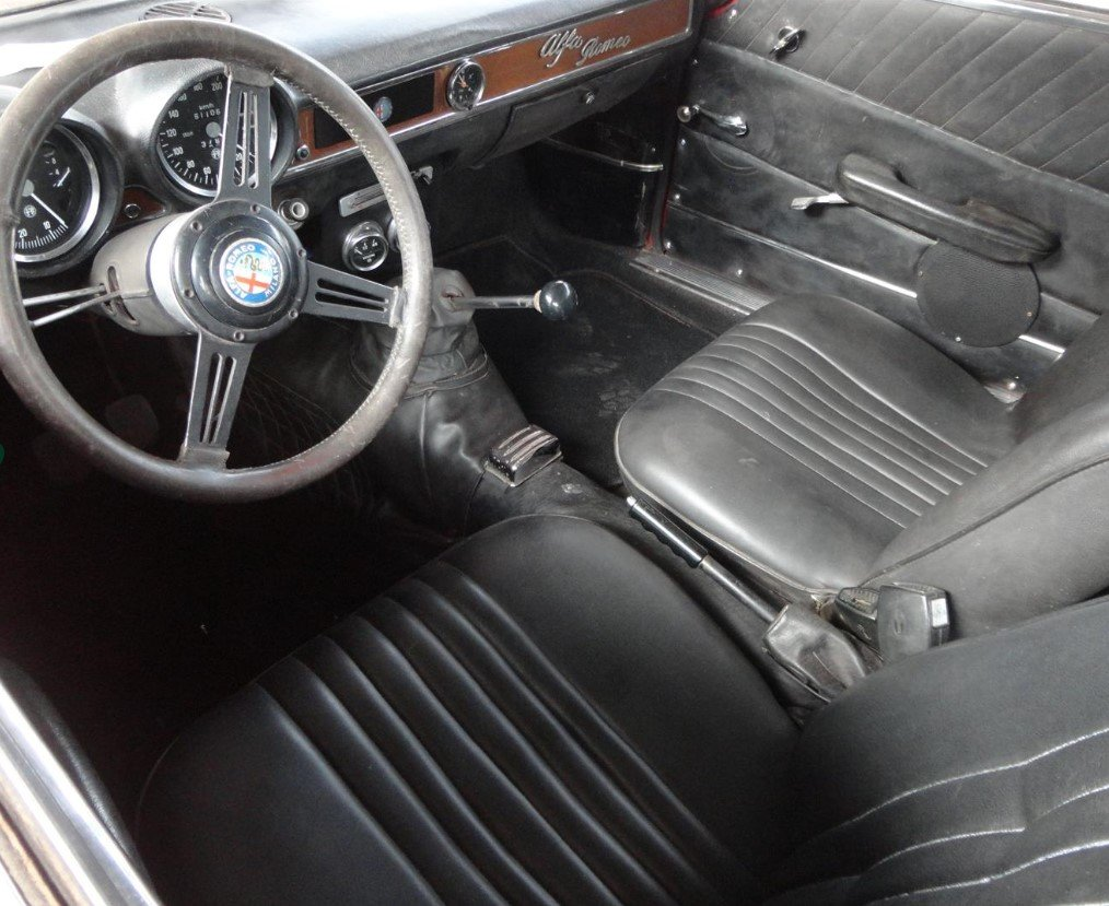 1971 Alfa Romeo 1300 GT jr. For Sale (picture 4 of 6)