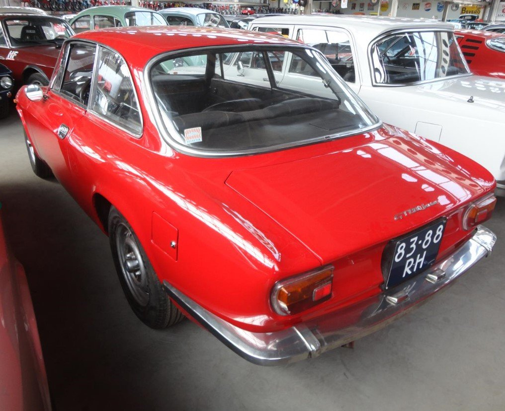 1971 Alfa Romeo 1300 GT jr. For Sale (picture 5 of 6)