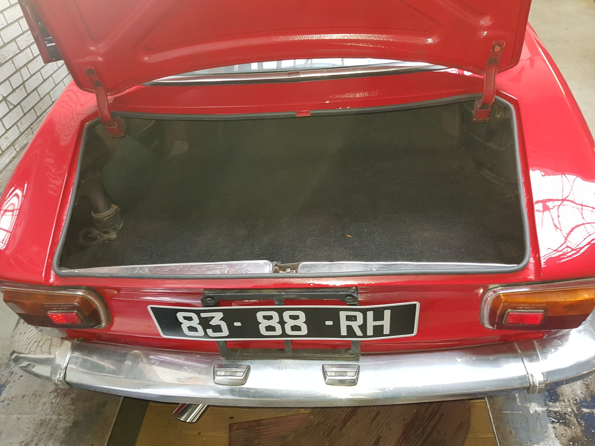 1971 Alfa Romeo 1300 GT jr. For Sale (picture 6 of 6)