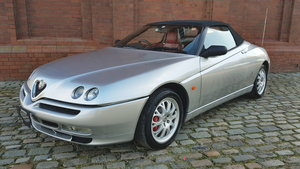 2002 ALFA ROMEO SPIDER 916 3.0 V6 24V CONVERTIBLE MODERN CLASSIC For Sale