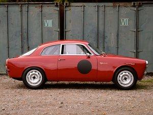 1959 Alfa Giulietta Sprint to Veloce spec For Sale