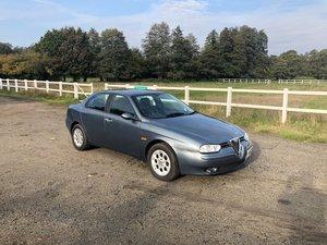 2002 Alfa Romeo 156 Saloon