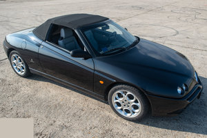 2002 Alfa-Romeo Spider For Sale