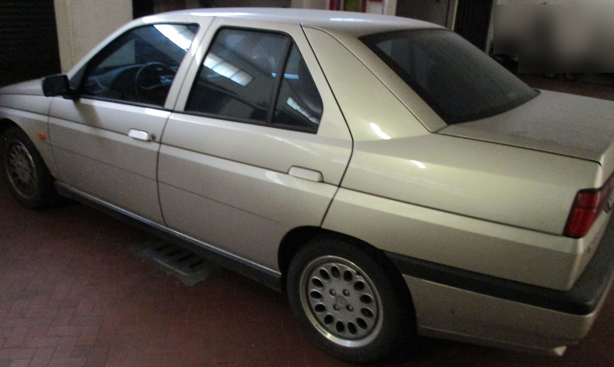1996 Beautiful Alfa Romeo 155 2.0 16V Sport T. S.  For Sale (picture 1 of 6)