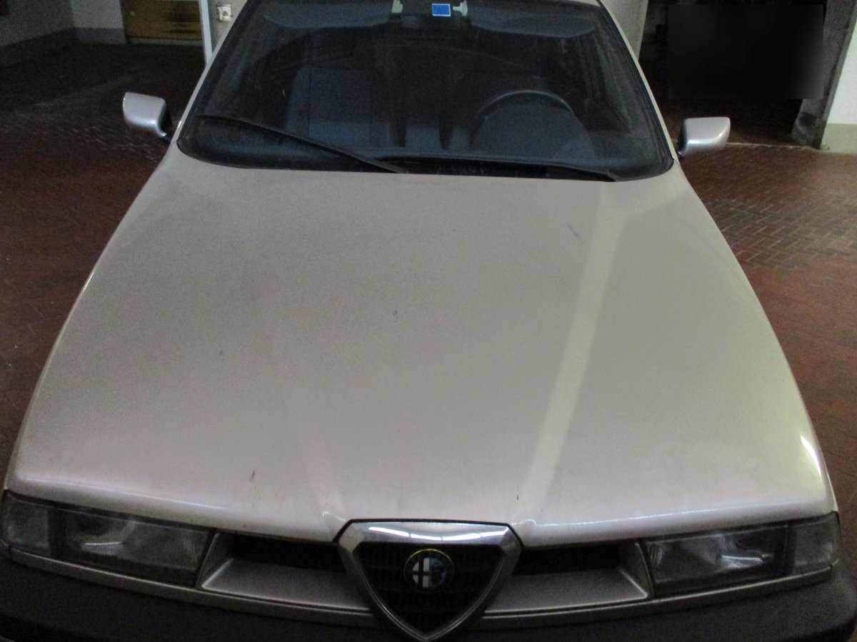 1996 Beautiful Alfa Romeo 155 2.0 16V Sport T. S.  For Sale (picture 2 of 6)