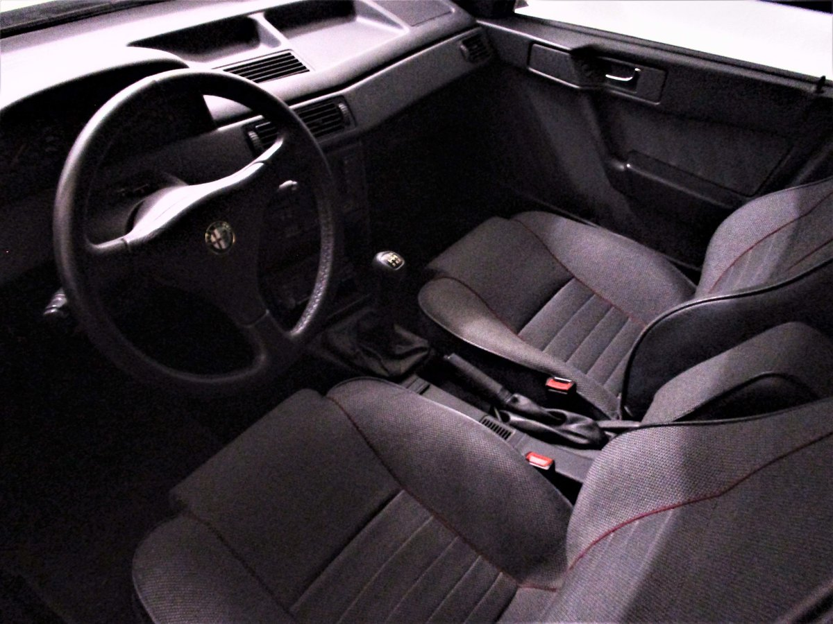 1996 Beautiful Alfa Romeo 155 2.0 16V Sport T. S.  For Sale (picture 5 of 6)