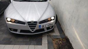 2008 Alfa Spider 2.4 Diesel