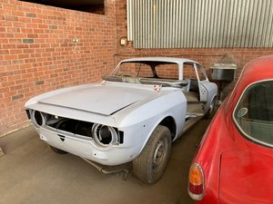 1966 GTV Project Rare  RHD