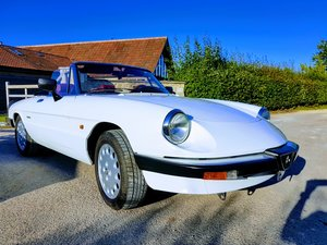 1988 ALFA ROMEO SPIDER Veloce S3 For Sale