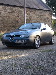 2002 156 2.5V6 SW Lusso  For Sale