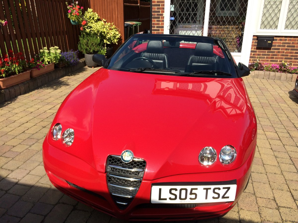 2005 Alfa Romeo spider  For Sale (picture 1 of 6)