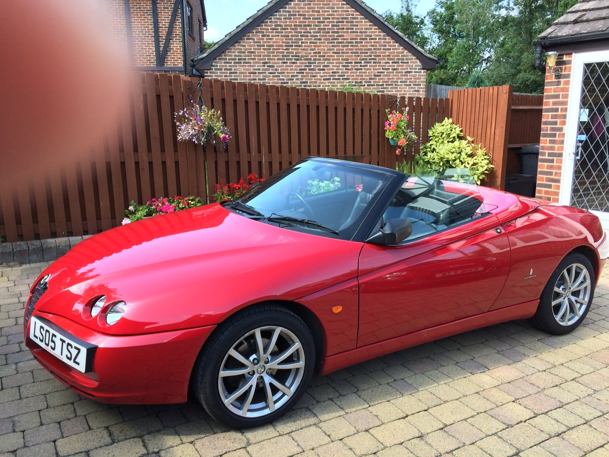 2005 Alfa Romeo spider  For Sale (picture 2 of 6)
