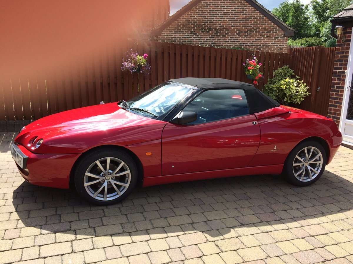 2005 Alfa Romeo spider  For Sale (picture 4 of 6)