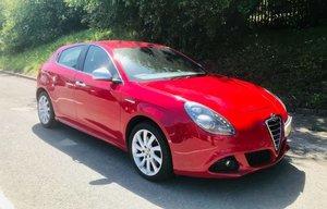 2011 Alfa Romeo Giulietta Veloce JTDM-2 S/S 2.0 ltr For Sale