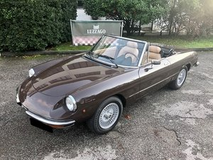 1982 Alfa Romeo - 2000 Spider Veloce (115.38) For Sale