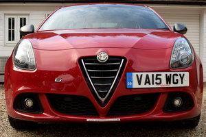 2015  Alfa Romeo Giulietta 1.75 TBi QV Quadrifoglio Verde TCT 295 For Sale