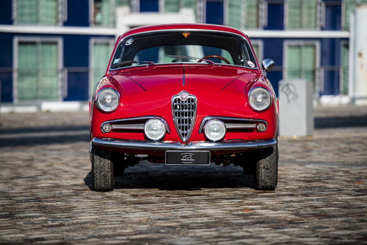 1956 ALFA ROMEO GIULIETTA SPRINT For Sale (picture 1 of 6)