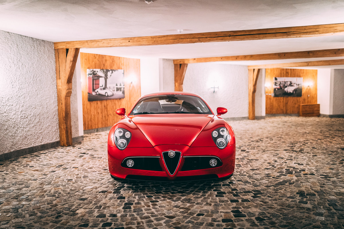 ** SOLD ** 2009 Alfa Romeo 8C Competizione  For Sale (picture 2 of 6)