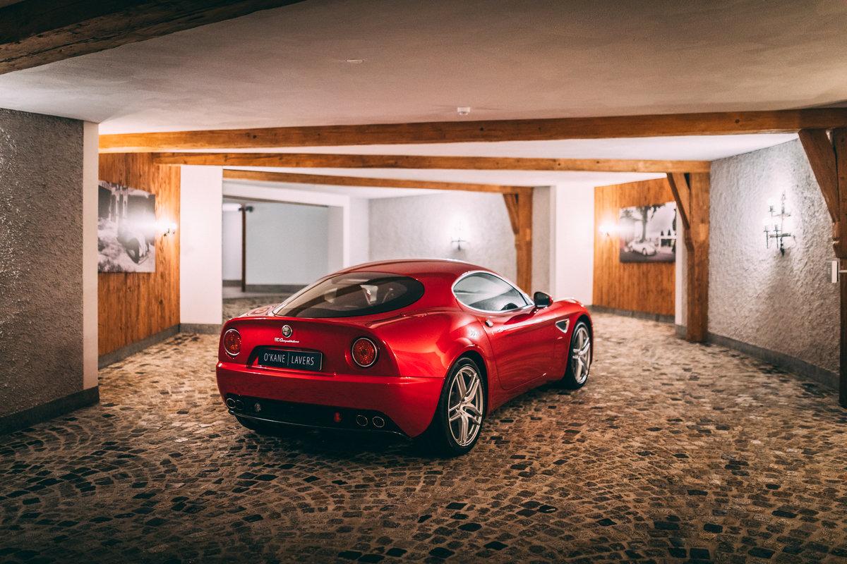 ** SOLD ** 2009 Alfa Romeo 8C Competizione  For Sale (picture 3 of 6)