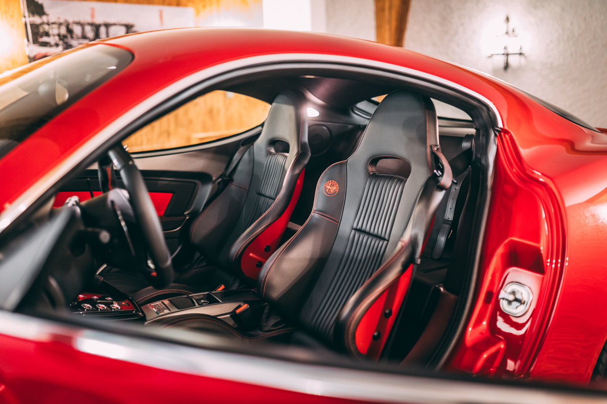 ** SOLD ** 2009 Alfa Romeo 8C Competizione  For Sale (picture 4 of 6)